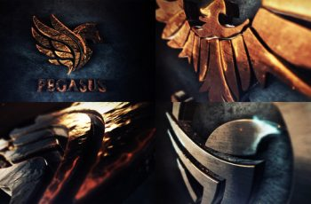 Legendary 3D Logo Reveal - Download Videohive 22023184