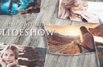 Memory Photo Slideshow - Download Videohive 22010485