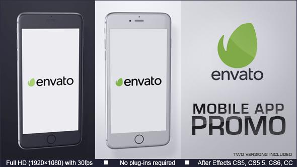 Mobile App Promo - Download Videohive 19297968