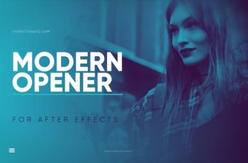 Modern Opener - Download Videohive 21895365