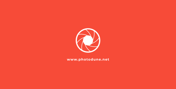 Photographer Logo - Download Videohive 19646552