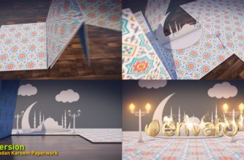 Ramadan Kareem Paperwork - Download Videohive 20080925
