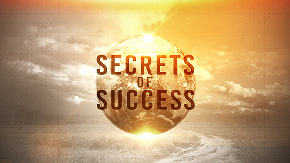 Secret of succes - Download Videohive 18468983