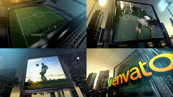 Soccer City - Download Videohive 20625746