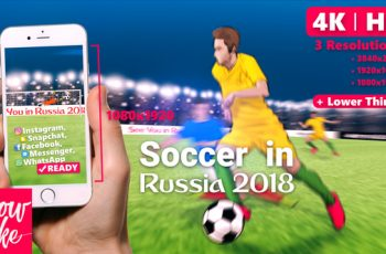 Soccer - Download Videohive 21822769