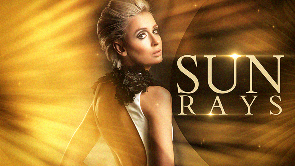 Sun Rays - Download Videohive 21436837