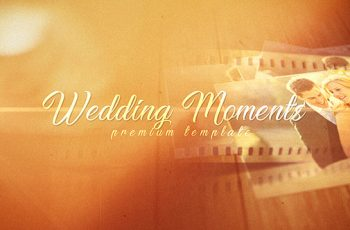 Wedding Moments - Download Videohive 20772508