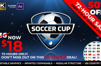 World Soccer Cup International Futbol Package - Download Videohive 22087981