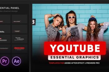 Youtube Essential Library - Download Videohive 21601793