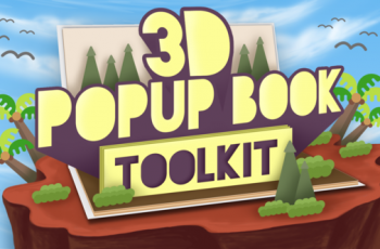 3D Popup Book Toolkit - Apple Motion & Final Cut Pro X - Download Videohive 21241919