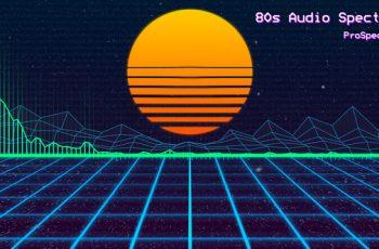 80s Audio Spectrum - Download Videohive 21427327