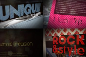 A Touch of Style - Download Videohive 4069294