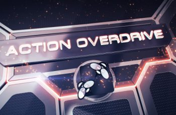 Action Overdrive 3D Package - Download Videohive 14059081