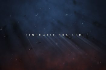 Cinematic Trailer Titles - Download Videohive 20720390