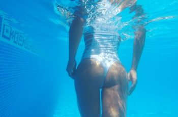 Crop Sexy Woman Underwater - Download Videohive 20757800