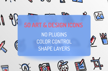 Design and Art Icons - Download Videohive 22106840