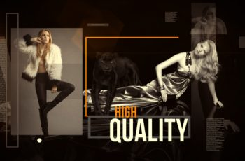 Elegance Fashion - Download Videohive 16182793
