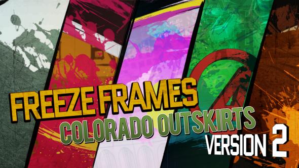 Freeze Frames: Colorado Outskirts V2 - Download Videohive 12308026