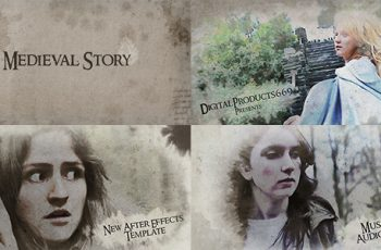 Medieval Story - Download Videohive 12489094