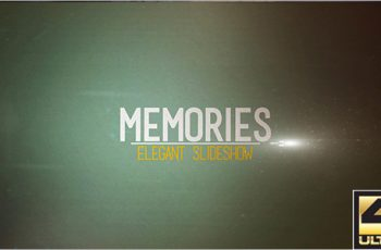 Memories Elegant Slideshow - Download Videohive 12157561