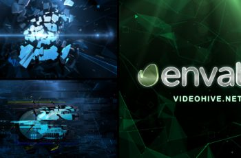 Plexus Impact and Glitches - Download Videohive 20465126
