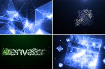 Plexus of particles - Download Videohive 22177744