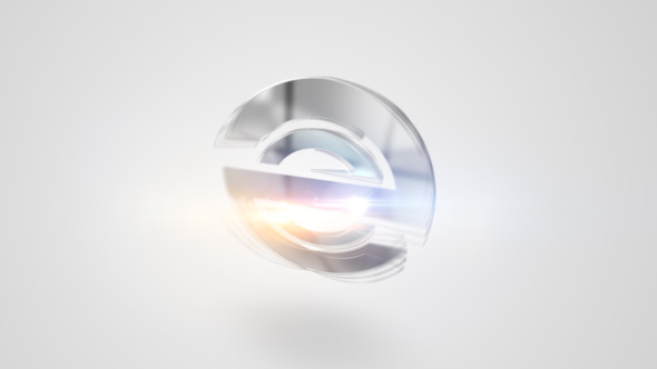 Quick Clean Bling Logo 2 - Download Videohive 15837417