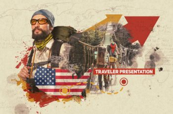 Traveler Presentation - Download Videohive 22062717