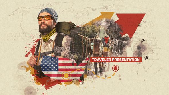 Traveler Presentation - Download Videohive 22062717