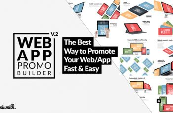 Web App Promo Builder - Download Videohive 22035956