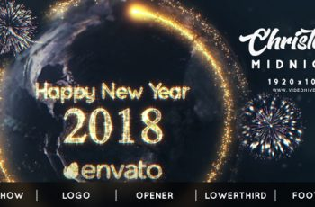 Christmas Midnight - Download Videohive 21119514