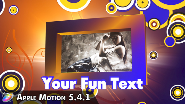 Color Fusion - Apple Motion - Download Videohive 22066492
