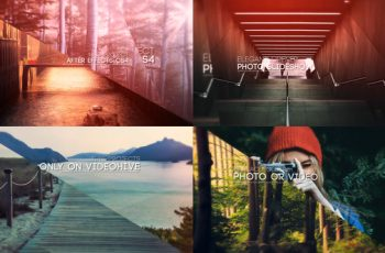 Elegant Opener Photo Slideshow - Download Videohive 13057780