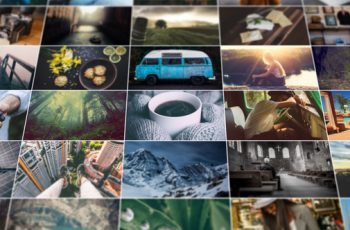 Grid Photo Gallery - Download Videohive 13092523