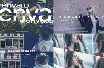 Modern Demo Reel - Download Videohive 20999802