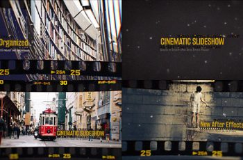 Cinematic Slideshow - Download Videohive 15003147