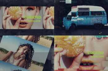 Dubstep Glitch Slideshow - Download Videohive 15106888
