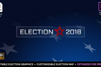 Election Essentials 2018 | Mogrt for Premiere - Download Videohive 22624000
