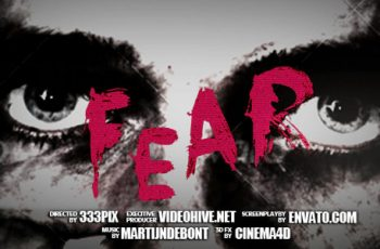 Fear Trailer - Download Videohive 2685072