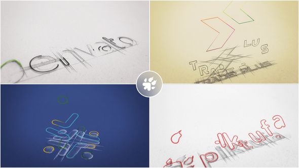Sketch Logo Build - Download Videohive 22527127