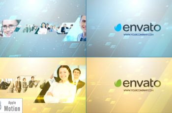 Stylish Glossy Slider Logo - Apple Motion - Download Videohive 22605797