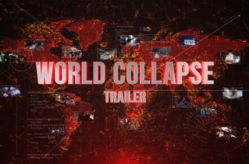 World Collapse Trailer - Download Videohive 15421121