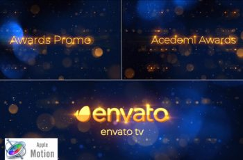 Awards Promo - Apple Motion - Download Videohive 22663493