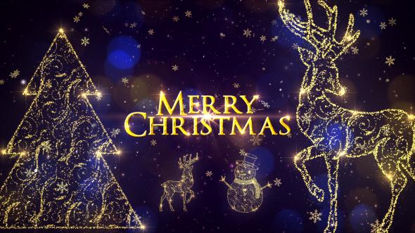 Christmas Slideshow Promo - Download Videohive 21024460
