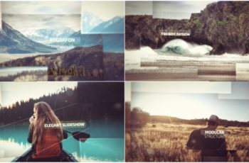 Cinematic Slideshow - Download Videohive 18177378