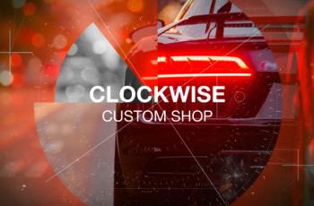 Clockwise Custom Shop - Download Videohive 20287497