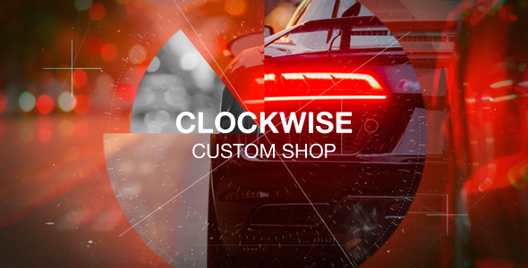 Clockwise Custom Shop - Download Videohive 20287497