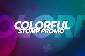 Colorful Stomp Promo - Download Videohive 22427972