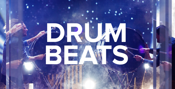 Drum Beats - Download Videohive 20086041