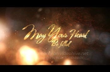Elegant Christmas Greetings - Download Videohive 13932126